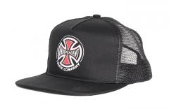 Independent Truck Co Mesh Cap Black / Black