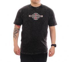 Independent Vintage B/C T-Shirt Mineral Wash Black