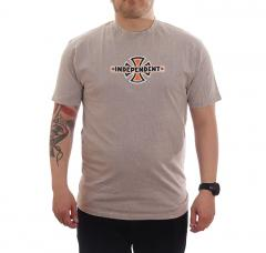 Independent Vintage B/C T-Shirt Mineral Wash Grey