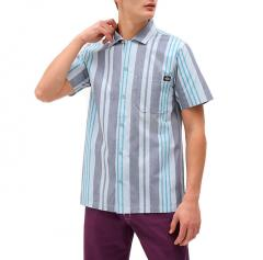Dickies Grove City Shirt Fog Blue