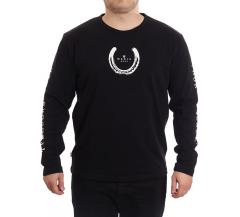 Makia X KOFF Thoroughbrewed Long Sleeve Black