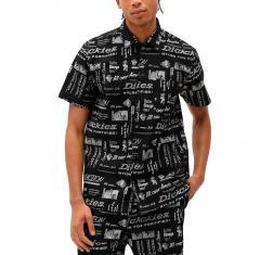 Dickies Pillager Shirt Black