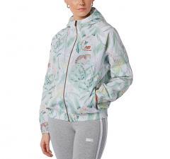 New Balance Womens Essentials Botanical Jacket