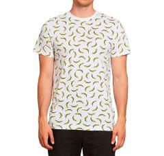 Dedicated Bananas T-Shirt White