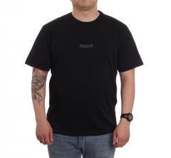 Wawwa Cloud Camo T-Shirt Black