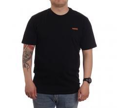 Wawwa Snafu T-Shirt Black / Gold