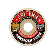 Spitfire Formula Four Wheels Conical Natural 101DU / 52mm