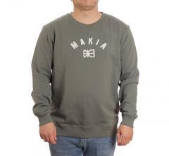 Makia Brand Sweatshirt Thyme