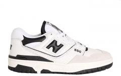 New Balance 550 White / Black