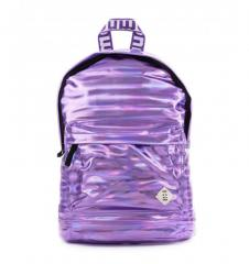 """Monmon """"The Chame Foil One"""" Backpack Rainbow"""