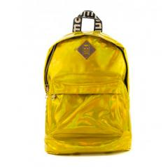 """Monmon """"The Gold One"""" Backpack Foil Gold"""