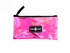 """Monmon """"The Pencil Case"""" Foil Pink"""