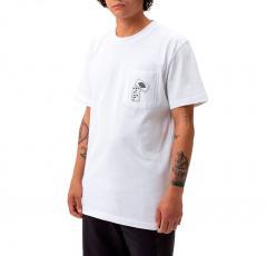 Dickies Jamie Foy Graphic T-Shirt White