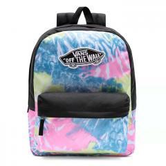 Vans Realm Backpack Tie Dye Orchid