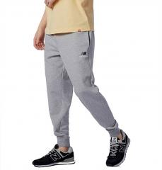 New Balance Essentials Embroidered Pant Athletic Grey