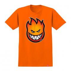 Spitfire Youth Bighead Fade Fill T-Shirt Orange / Red