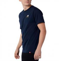 New Balance Essentials Embroidered T-Shirt Eclipse