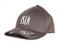 ISLA Logo Snapback Dark Grey