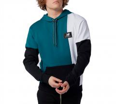 New Balance Athletics Higher Learning Hoodie Teal