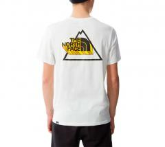The North Face Threeyama T-Shirt TNF White