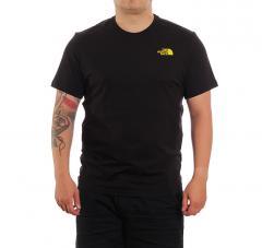 The North Face Threeyama T-Shirt TNF Black