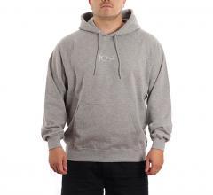 Polar Skate Co. Default Hoodie Grey