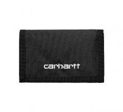 Carhartt Wip Payton Wallet Black / White