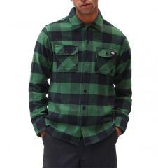 Dickies New Sacramento Shirt Pine Green
