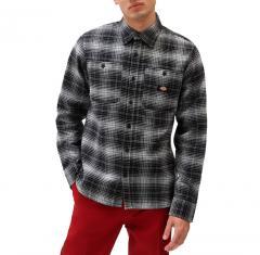 Dickies Evansville Long Sleeve Shirt Black
