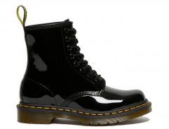 Dr. Martens 1460 Patent Leather Boots Black Patent Lamper