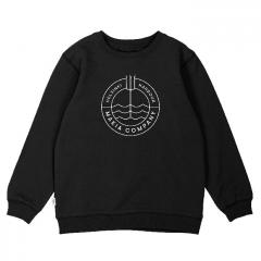 Makia Kids Trident Sweatshirt Black