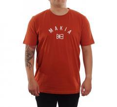 Makia Brand T-Shirt Copper