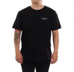 Makia Monochrome T-Shirt Black