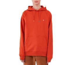 Makia Bolton Hooded Sweatshirt Copper