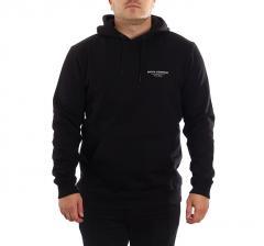 Makia Storeys Hooded Sweatshirt Black