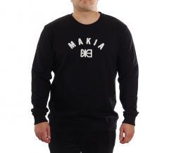 Makia Brand Sweatshirt Black