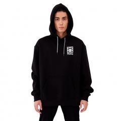 Makia Ögon Hooded Sweatshirt Black
