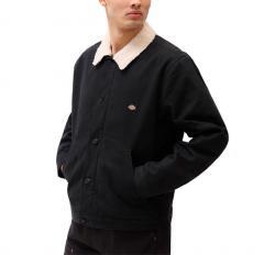Dickies Duck Canvas Chore Coat Black