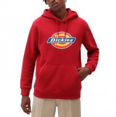Dickies Icon Logo Hoodie Biking Red