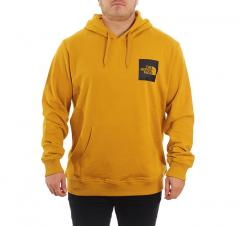 The North Face Fine Hoodie Arrowwood Yellow