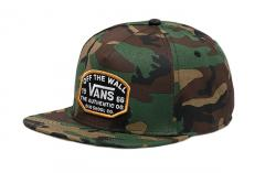 Vans Old Skool OG Snap Hat Classic Camo