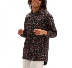 Vans Womens Mercy Reversible Parka Covered Ditsy