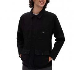 Vans Drill Chore Coat Lined Black