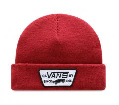 Vans Youth Milford Beanie Pomegranate