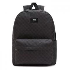Vans Old Skool Check Backpack Black / Charcoal