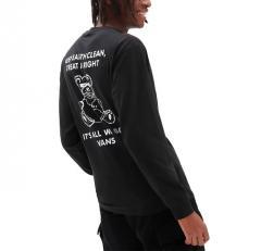 Vans World Code Long Sleeve T-Shirt Black