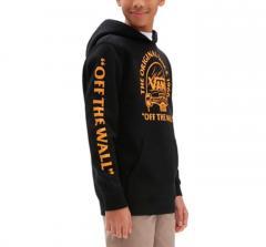 Vans Youth Original Grind Pullover Hoodie Black