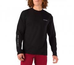 Vans Snapshots Long Sleeve T-Shirt Black