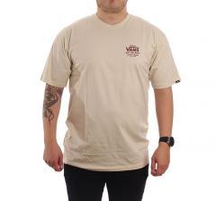 Vans St. Holder Classic T-Shirt Oatmeal / Pomegranate