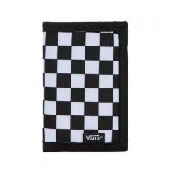 Vans Slipped Wallet Black / White Check
